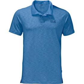 Jack Wolfskin Travel - T-shirt manches courtes Homme - bleu